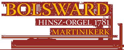 Hinsz-Orgel Bolsward